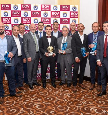 Gozo FA Awards 2017-18